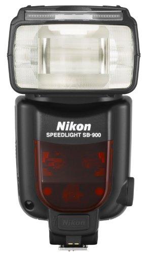 Nikon Speedlight SB-900 Blitzgerät (Leitzahl 48 bei ISO 200) für Nikon