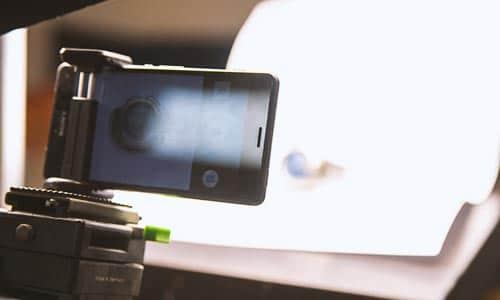 Ein Smartphone ist keine Kamera