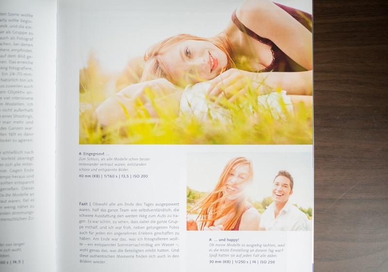 Buch über Fotografie - portraitfotografie