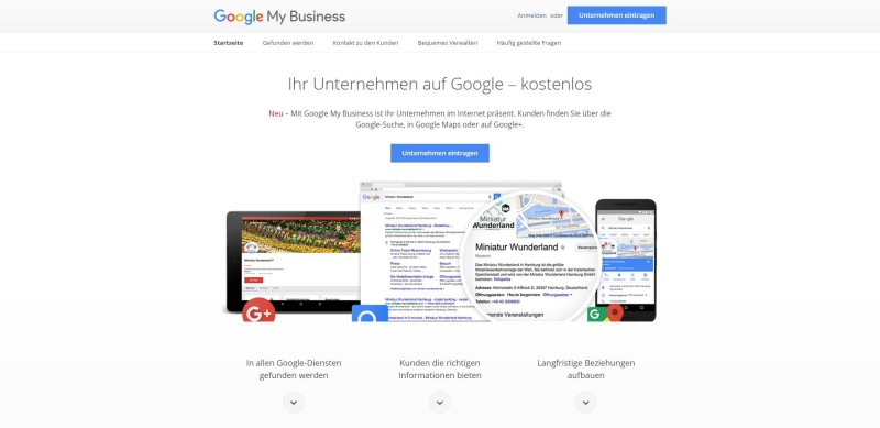 Marketing für Fotografen - googlemybusiness-seo-fotografen-grafik