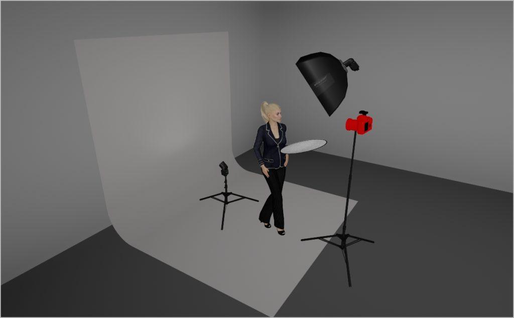 Aufbauskizze Mobile Studio